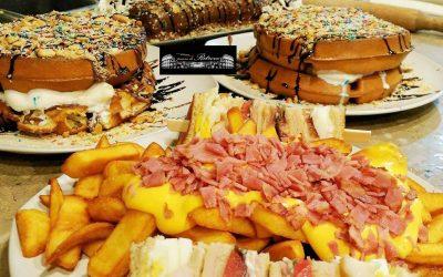"""Αλμυρές & γλυκές """"τρέλες"""" βρίσκουν τη θέση τους στο piazza di Ritrovo"""